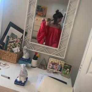 Elan Dresses - Elan off the shoulder shirt/mini dress or tunic